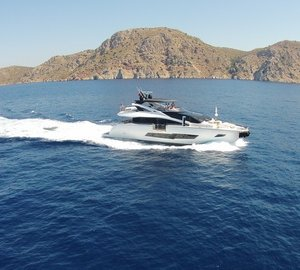 Turkish debut for all-new Sunseeker 86 Yacht at 35th Istanbul Boat Show