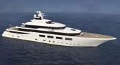 87m superyacht MIRAMARE concept by Jorge Jabor