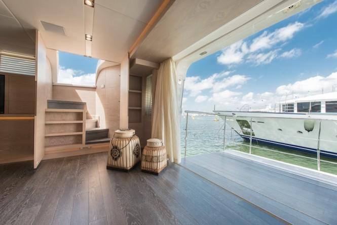 AB145 yacht