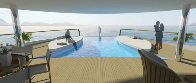 Aboard EXPEDITION Yacht Concept