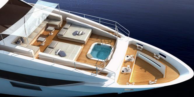 Benetti superyacht Vivace 125