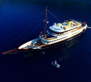 Bilgin Yachts Deliver Classic Luxury Motor Yacht CLARITY
