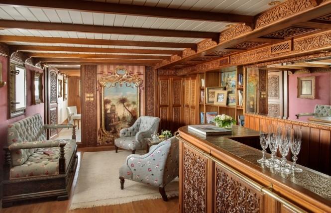 Classic Yacht LA SULTANA - Interior