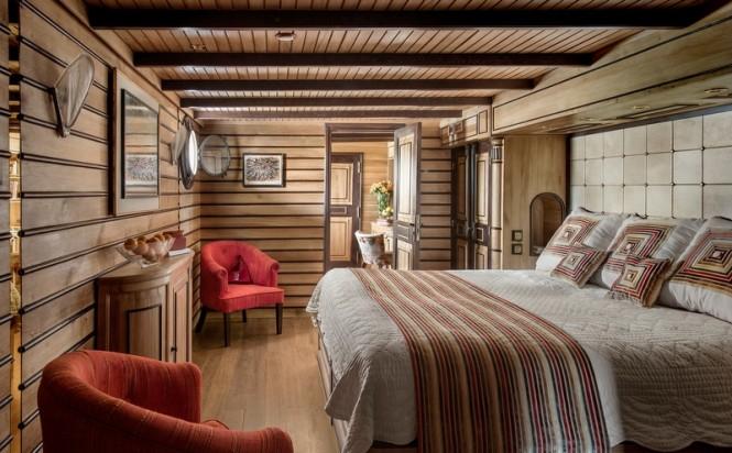 Classic mega yacht LA SULTANA - Deluxe Suite