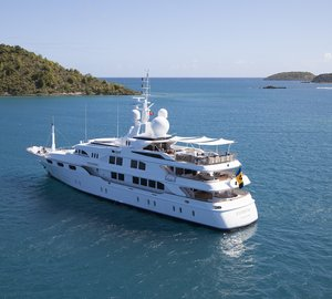 A Week of Superyacht Bliss on a Turquoise Coast Yacht Charter Vacation
