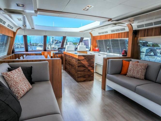 Cresta 70 Yacht - Interior