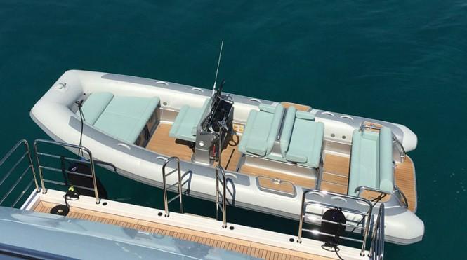Dieseljet 625 TT 'Sunseeker 155 Yacht' motor yacht BLUSH