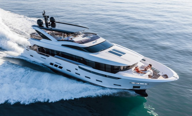 Dreamline 26M superyacht by DL Yachts