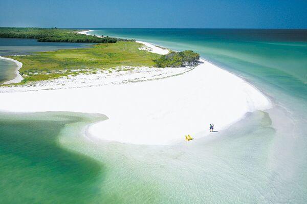 Florida - Caladesi Island State Park - Image credit VISIT FLORIDA