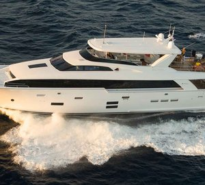 Hatteras 100 RPH Yacht to Premiere at Cannes Yachting Festival