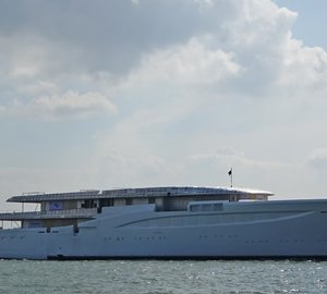 Impressive 96m Motor Yacht Hull 1006 by FEADSHIP