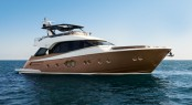 Luxury motor yacht MCY70 by Monte Carlo Yachts