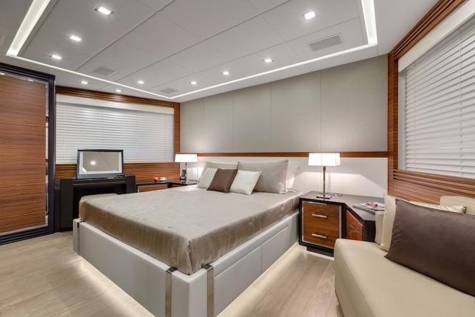 Mangusta 132 Yacht - Accommodation