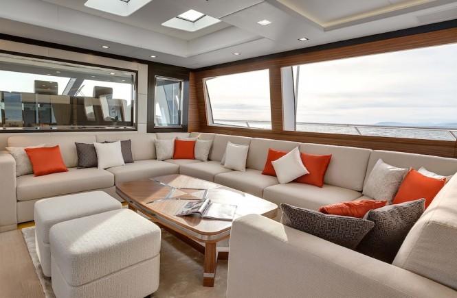 Motor Yacht Mangusta 132