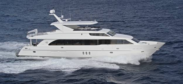 New 101' 2016 Hargrave RPH Superyacht CUTTING EDGE