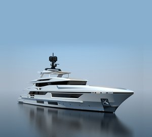 New 48m Displacement Superyacht Sold by BAGLIETTO