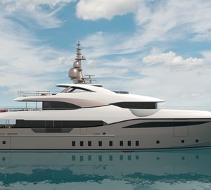Bilgin Yachts working on new 48m Motor Yacht by Unique Yacht Design