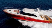 New Motor Yacht Cresta 70 by Cresta Motor Yachts at full speed