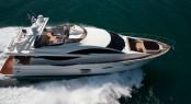 Numarine 78 Flybridge Yacht