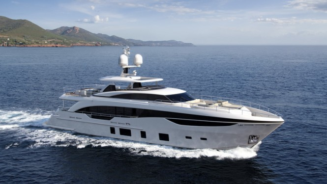 Princess 35M Yacht