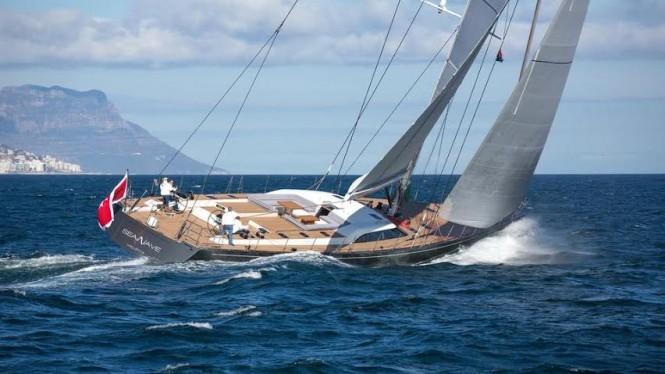 Southern Wind superyacht Seawave