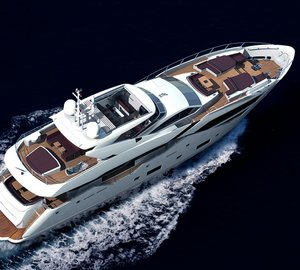 New Sunseeker 95, 116 and 131 Yachts to be powered by MTU engines