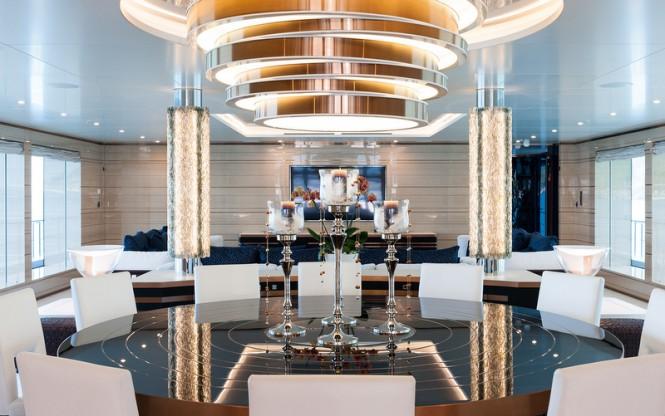 Superyacht IRIMARI - Dining