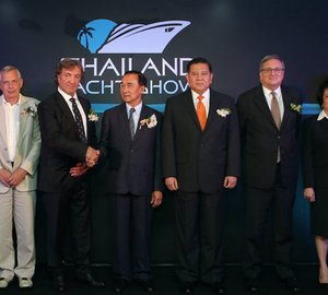 Official launch of Thailand Yacht Show dedicated to Luxury Superyacht Charter