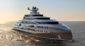 103m explorer superyacht SEA HAWK project by Hawk Yachts