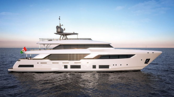 37m superyacht Navetta 37 by Custom Line