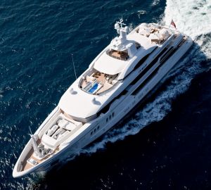 Eye-catching 63m Sunrise Luxury Yacht IRIMARI shortlisted for IY&A Award 2016