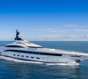 Breath-taking 73m CRN Superyacht YALLA wins 'Best Exterior Design' Award at Invictus Yachts Trophies