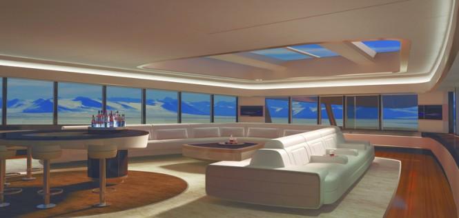 90m DAMEN SeaXplorer expedition yacht - Observation