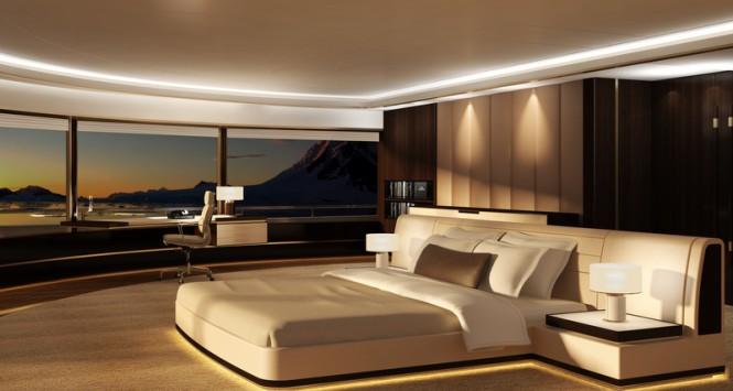 90m SeaXplorer yacht - Cabin