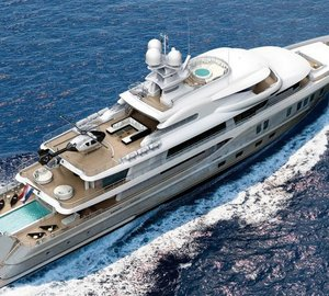 AMELS announces sale of second 74m AMELS 242 Superyacht