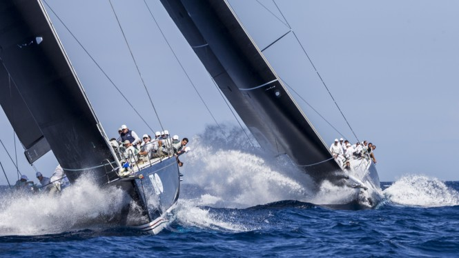 Maxi Yacht Rolex Cup 2015