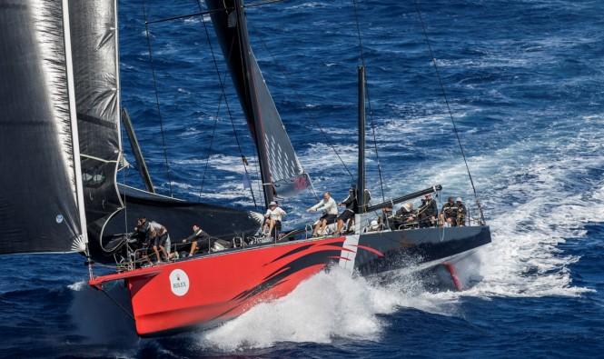 Comanche (Maxi Racing) - Maxi Yacht Rolex Cup 2015 ©Carlo Borlenghi:Rolex