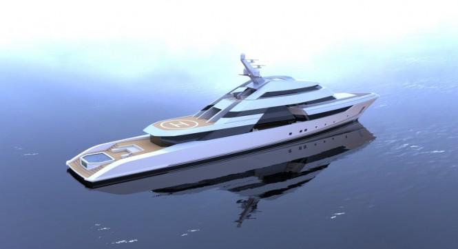 FOCUS superyacht concept