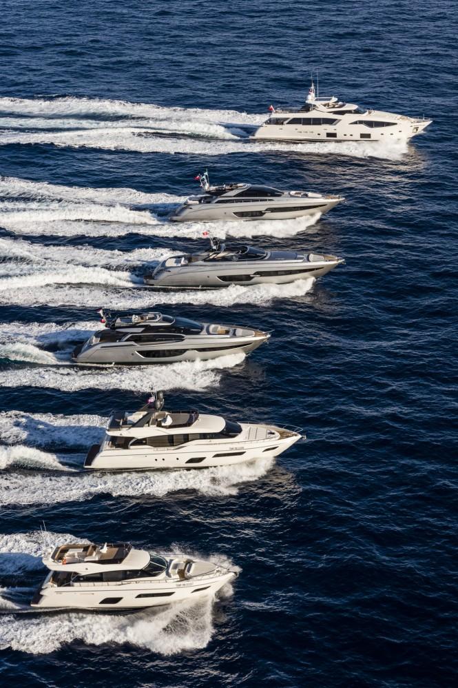 Ferretti Group Debuts Fantastic Yacht Fleet in Cannes 2015