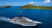 Kismet Mega Yacht - Photo by Guillaume Plisson