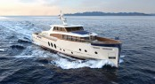 Kitalpha 22 yacht project by Cantieri di Pisa