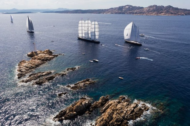 Last edition of Perini Navi Cup