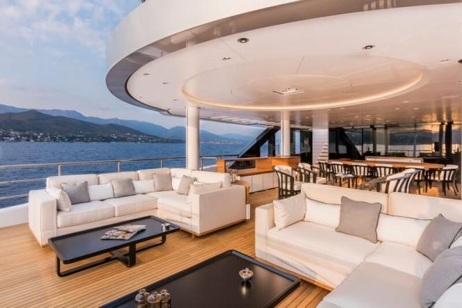 Luxury yacht SUERTE - Exterior