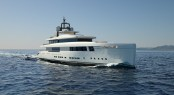 M50 Luxury Yacht ARIA project by Mondomarine