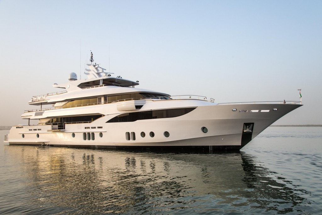 Majesty 155 Yacht By Gulf Craft Luxury Yacht Charter