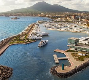 MDL Marinas to showcase Marina di Stabia's amazing berthing opportunities for private yachts and charter yachts at Southampton Boat Show