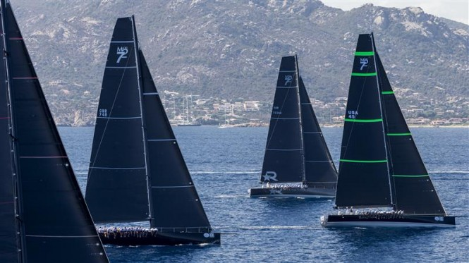 Maxi Yacht Rolex Cup - Photo Carlo Borlenghi for Rolex