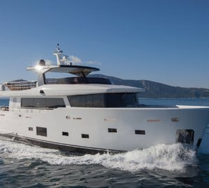 Cantiere delle Marche to premiere three luxury explorer superyachts at Cannes Yachting Festival 2015