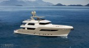 New 31,55m Burger Boat Yacht designed by Luiz de Basto