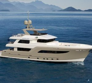 Burger Boat to build New 103' Explorer Motor Yacht with delivery scheduled for Spring 2017